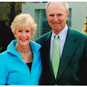 Gayle & Peter Grimm - photo